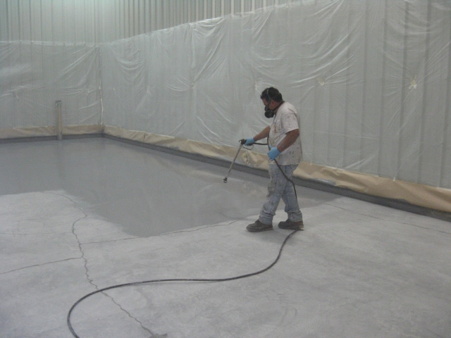 industrial coatings safety expert